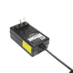 EPtech (6.5 Ft Extra Long) AC / DC Adapter For Brother P-Touch pt 2300 2310 2400 2410 Label Printer Charger Power Supply Cord