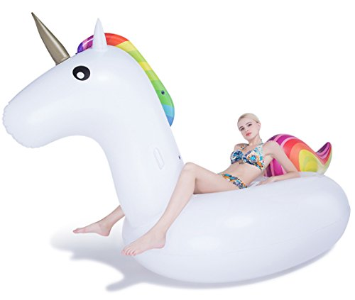 Jasonwell Giant Inflatable Unicorn 47 Inch product image