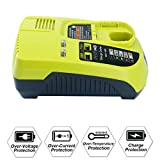 Elefly P117 Dual Chemistry 18V Battery Charger