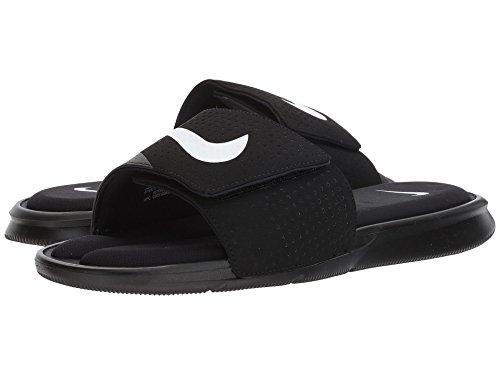 ランダム誘う早く(ナイキ) NIKE メンズサンダル?靴 Ultra Comfort Slide Black/White/Black 9 (27cm) D - Medium
