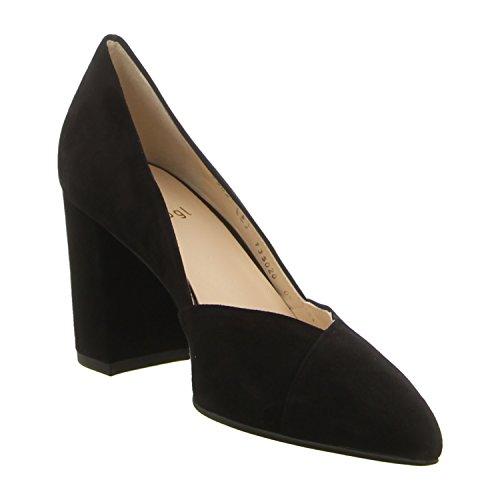 Högl 4-10 7502 0100, Zapatos de Tacón para Mujer Negro (Schwarz)