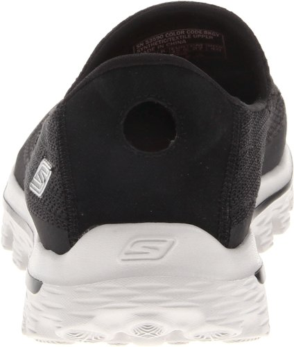 Skechers adulte mixte Black Walk 2 Noir Baskets Go mode Grey rxpqUrw