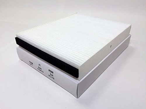 F1AUTO FC36174 FLAT PANEL CABIN AIR FILTER FRAM CF11920