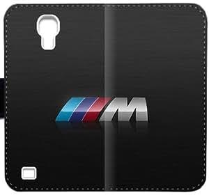 Caja de cuero BMW C2Y3E Funda Samsung Galaxy S4 Funda Dq43F6 Wrapz fundas caso del tirón del teléfono