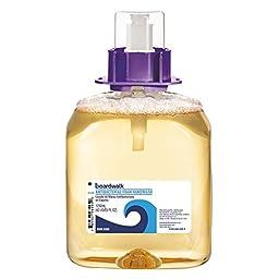Boardwalk 8300 Foam Antibacterial Handwash, Fruity, 1250ml Refill (Case of 4)