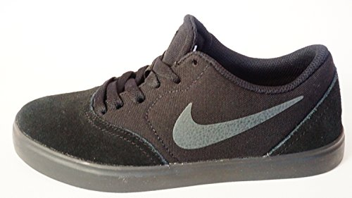 Nike SB Check ( GS ) Kinder Schuhe, Scaters Schwarz Sneakers Große ; EUR 35.5