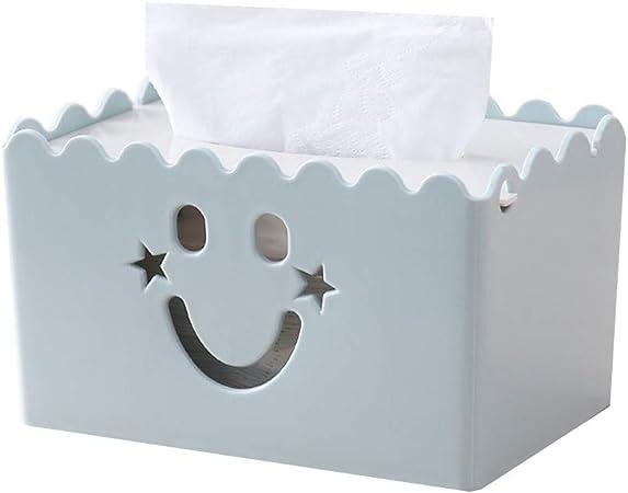shuxuanltd Caja De Pañuelos Caja para Pañuelos De Papel Tejido Caja Soporte De Caja De Pañuelos