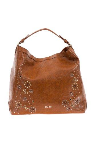 Liu Jo MONOSPALLA ELECTRA Damenhandtasche Schultertasche Tainted Leather A14240E0059-71336