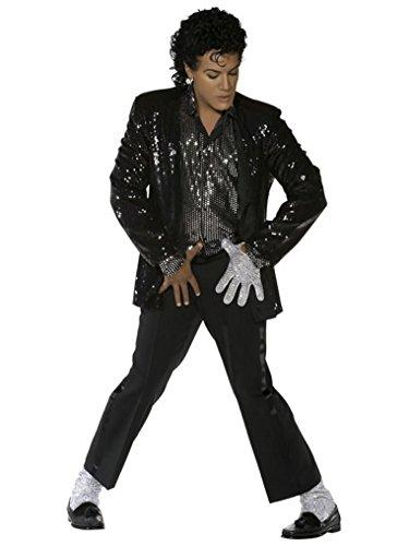 Michael Jackson Billie Jean Adult Costume size Medium (Michael Jackson Billie Jean Outfit)