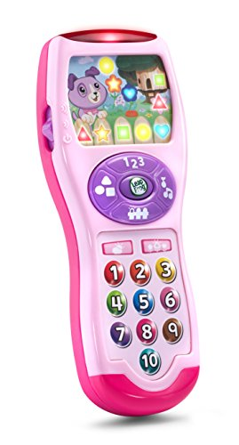 Baby Toys 6 Months to 2 Years Girls Toy TV Remote Control