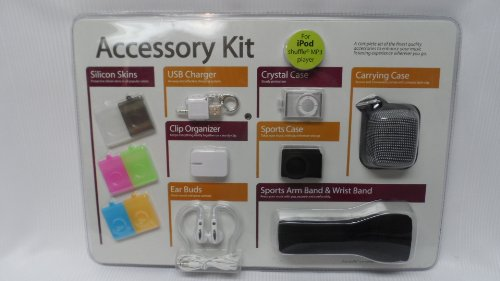 (Accessory Kit for IPod, shuffle, MP3 players)