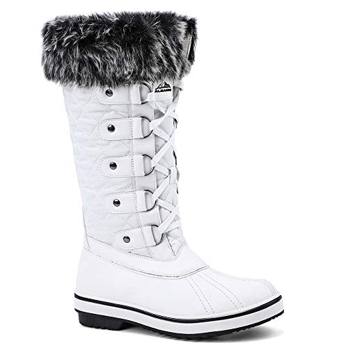 Top 10 best white boots with fur for women: Which is the best one in 2020?