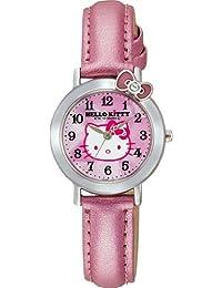 Classic Ribbon Analogue Watch (Pink) - Hello Kiity Watch ( Lady / Girls size)