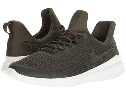 [NIKE(ナイキ)] メンズランニングシューズ?スニーカー?靴 Renew Rival Sequoia/Cargo Khaki/Summit White 13 (31cm) D - Medium