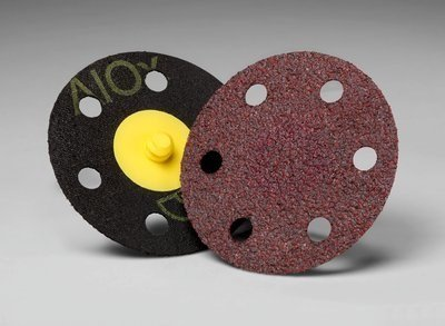 3M Roloc 361F Coated Aluminum Oxide Quick Change Disc - 80 G
