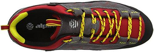 Alpina 680273 Unisex Adulto Scarpe Da Trekking E Da Trekking Rosso (rosso)
