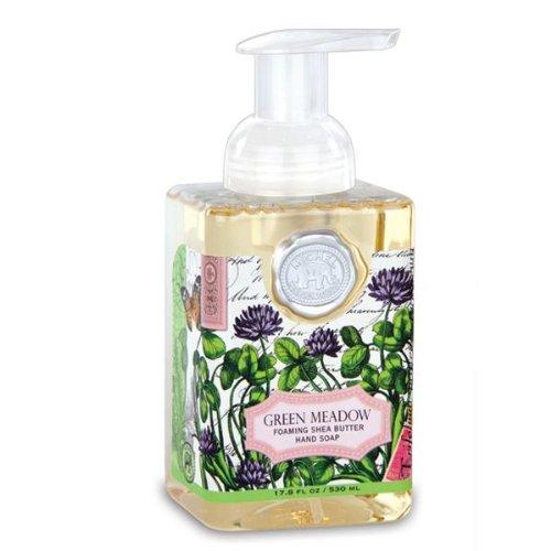 - Michel Design Works Green Meadow Foaming Hand Soap