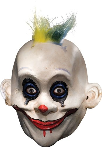 Rubie's Men's Batman The Dark Knight The Joker Henchman Grumpy Adult Mask, Multi, One Size
