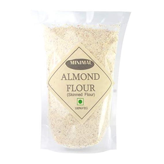Minimal California Almond Flour/Badam Powder(Natural Almond Flou),250g