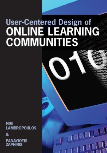 User-centered Design of Online Learning Communities by Niki Lambropoulos (2006-10-30) Hardcover