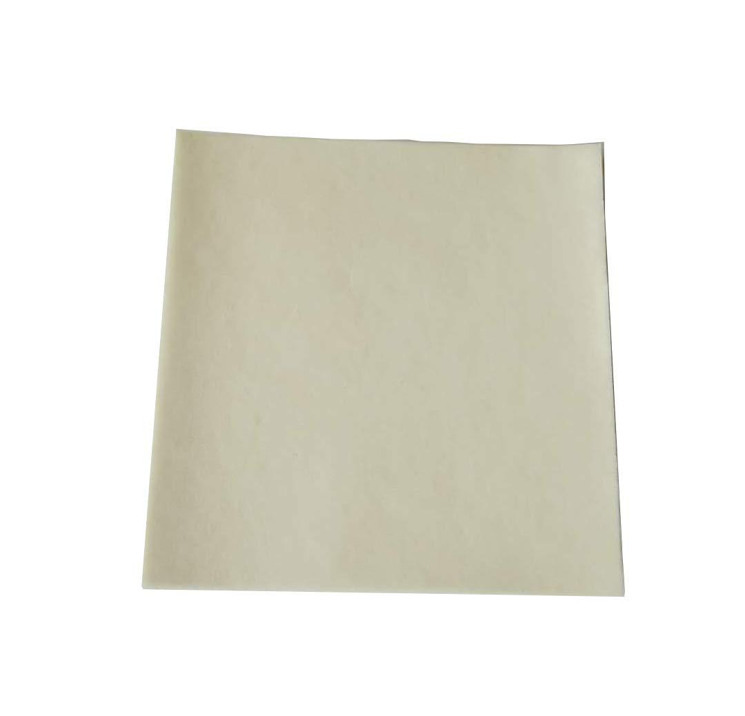 75mm75mm Pack of 1000 Weighing Paper Sheet Non-Absorbing High-Gloss
