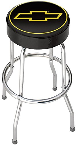 Chevy Single-Ringer Licensed Stool