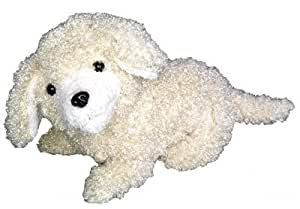 """Ruby - 12"""" Plush Goldendoodle Puppy"""