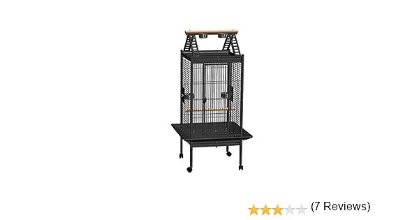 VOLTREGA 891 Loro - Jaula: Amazon.es: Productos para mascotas
