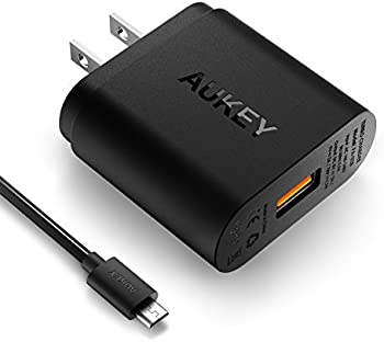Aukey 18W USB Turbo Wall Charger