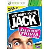 NEW You Don't Know Jack X360 (Videogame Software)
