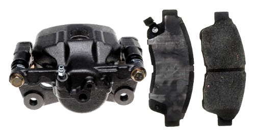 Raybestos RC10871NS Professional Grade Remanufactured, Loaded Disc Brake Caliper