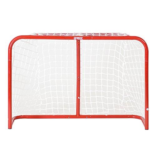 Base Streethockey Straßenhockey Tor Klappbar inkl. Polyester Netz, 2 Schläger + Ball, Sport & Freizeit, Indoor & Outdoor - 32 Zoll