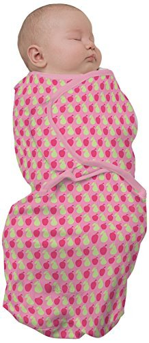 Amazon Com Baby Studio Swaddle Wrap Large Fruit Pink By Baby