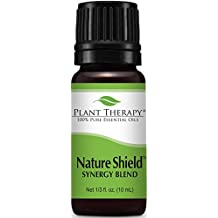 Plant Therapy Nature Shield (formerly Insect Shield) Synergy Essential Oil Blend. 100% Pure, Undiluted, Therapeutic Grade Essential Oils. 10 ml (1/3 oz).