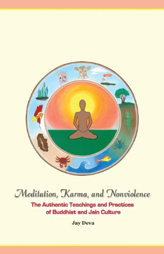 Meditation, Karma, and Nonviolence: The Authentic Teachings and Practices of Buddhist and Jain Culture