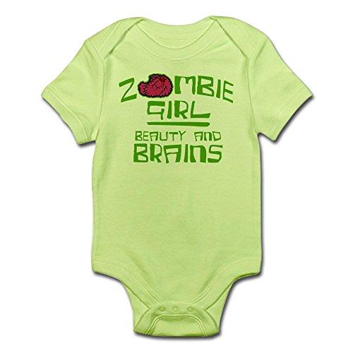 CafePress - Zombie Girrl - Cute Infant Bodysuit Baby (Halloween 2 Rob Zombie Review)