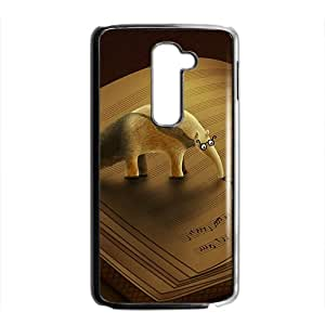 Creative Book Animal Hot Seller High Quality Case Cove For LG G2