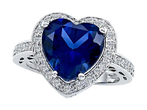 Heart Shape Ring Setting - 2