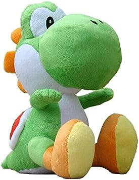 SUPER MARIO - Peluche Yoshi con Licencia Oficial de Nintendo, 20 ...
