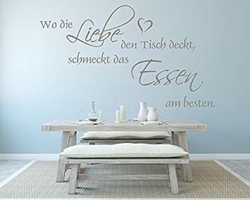 XXL Wandtattoo für Ihre Küche, Esszimmer 68037-160x93 cm ...