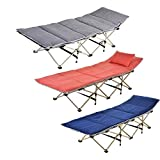 Outdoor Camping Sleeping Pad Portable Folding Outdoor Cotton-Padded Mattress Cushion for Collapsible Bed Camping Bed Cotton Pad for Backpacking, Camping, Travel Design