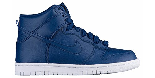 Nike Boys Dunk High (GS) Coastal Blue Sneakers