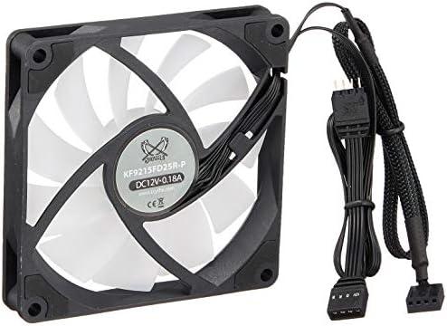 Scythe Kaze Flex Slim RGB PWM - Ventilador para ordenador, 2500 ...