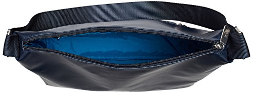 BREEPunch 702 - Bolso bandolera Mujer Azul - Blau (blue 251)