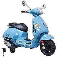 Jamara Vespa Moto para niños Color Azul 460347
