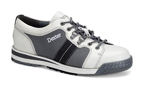 Dexter SST Tank Wide Bowling Shoes White/Grey/Black E5GSz5mhJ