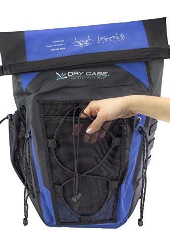b23c198e6c DryCASE Waterproof Backpack Masonboro (BP-35) - Import It All