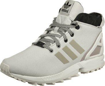 adidas Zx Flux 5/8 Tr, Zapatillas Altas para Hombre gris beige negro