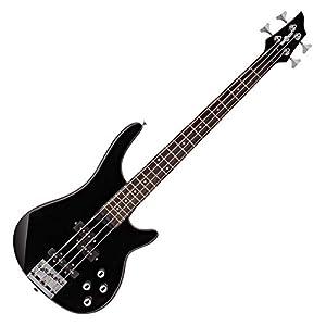 Chicago 3/4-Bassgitarre von Gear4music Black