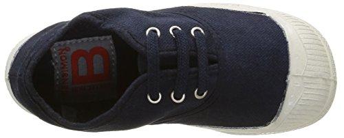 Bensimon E15004c157 - Zapatillas de deporte Unisex Niños Azul - Bleu (516 Marine)